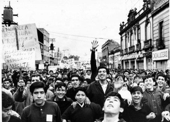 Mexico 68 26 de julio
